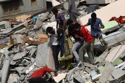 STRAŠNA TRAGEDIJA U urušavanju zgrade, poginulo najmanje 11 ljudi, među njima i DJECA