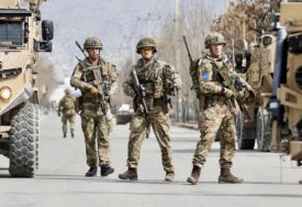 PREMA DOGOVORU Počelo povlačenje američkih vojnika iz Avganistana