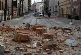 USRED HAOSA DVIJE BEBE DOŠLE NA SVIJET Zidovi su pucali, a trudnice u panici izašle na ulicu