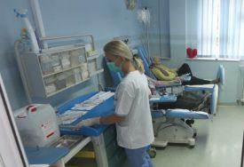 SUMNJA SE NA KORONA VIRUS Muškarac izolovan, u zeničkoj bolnici NA OPREZU