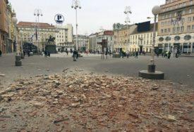 TUGA U ZAGREBU Petnaestogodišnje dijete prva žrtva zemljotresa