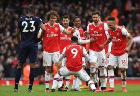 ODBILI PLAN KLUBA Igrači Arsenala NE PRISTAJU na smanjenje zarada
