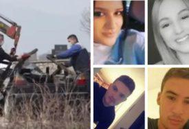 BESKRAJNA TUGA ZA USKRS Sahranjeno četvoro mladih koji su stradali u udesu kod Livna