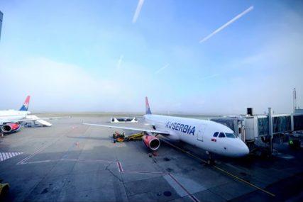 Bezbjedno 248 osoba među kojima su putnici i članovi posade: Avion sletio nakon prijave problema sa hidraulikom