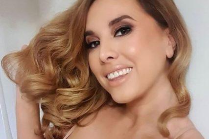 NAGLASILA OBLINE Nives Celzijus objavila fotku u pripijenoj haljini, uporedili je s Monikom Beluči (FOTO)