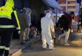 EVAKUISANA 63 STUDENTA IZ NJEMAČKE Po dolasku u Tuzlu, odmah smješteni u karantin (VIDEO)