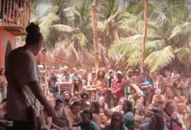 KADA SE FESTIVAL PRETVORI U KARANTIN Preko 300 ljudi zarobljeno na plaži u Panami (VIDEO)