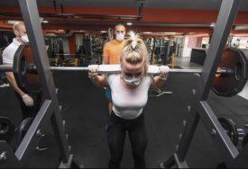 ZABRANJENE SPORTSKO-REKREATIVNE AKTIVNOSTI U narednih sedam dana neće raditi teretane, fitnes centri i škole sporta