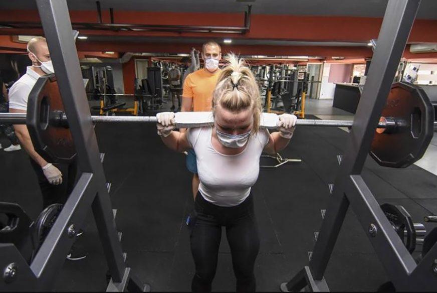OD ČETVRTKA UBLAŽENE MJERE Dozvoljava se rad fitnes centrima i priređivačima igara na sreću u Srpskoj
