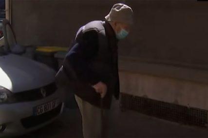 Francuski ljekar IMA 98 GODINA i još uvijek se BRINE ZA PACIJENTE tokom pandemije (VIDEO)