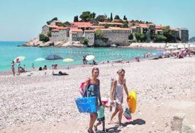 KOMŠIJE U PROBLEMU Crnogorski turizam očekuju veliki gubici