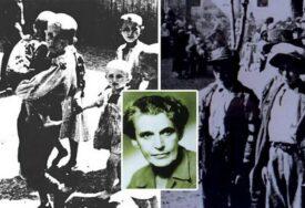 """SPASILA 12.000 DJECE IZ LOGORA NDH Autor romana """"Austrijanka"""" se potrudio da jedna od najvećih heroina NE BUDE ZABORAVLJENA"""