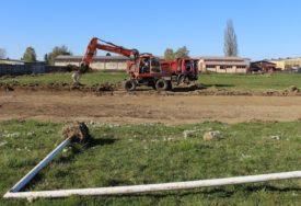 BOLJI USLOVI ZA FUDBAL Grade se dva stadiona sa vještačkom travom, i to u Gradiški i Novoj Topoli