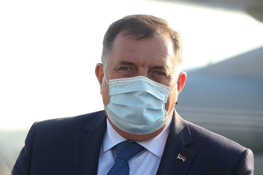 """""""NEDOPUSTIVO"""" Dodik istakao da Srpska nikada nije sprečavala FBiH da nabavlja pomoć"""