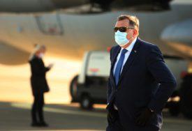 BRZ ODGOVOR IZETBEGOVIĆU I KOMŠIĆU Dodik: Nema puta BiH u NATO savez, niti će ga biti