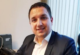 SRPSKAINFO SAZNAJE Miloš Lučić novi kandidat DNS za ministra u Savjetu ministara BiH