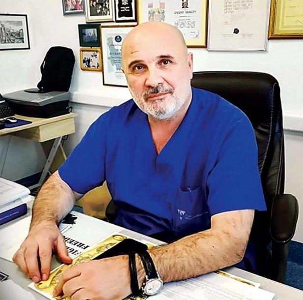 U ČAST LEGENDARNOG HIRURGA Urgentni centar u Nišu ponijeće ime doktora Miodraga Lazića