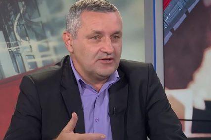 """LINTA OŠTRO """"Poruka Pupovca upućena šefu hrvatske diplomatije je LICEMJERJE"""""""