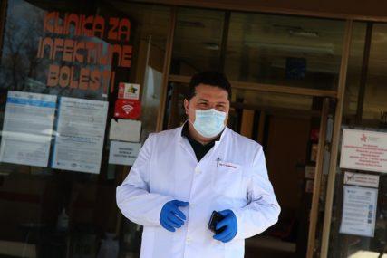 """""""ALARM JE UPALJEN"""" Dr Stevandić PREKLINJE GRAĐANE da se ponašaju disciplinovano"""