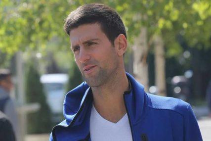 """""""PA NIJE MENI TO PRVI PUT!"""" Novak Đoković iznenadio novinare kada su ga OVO pitali o finalu s Nadalom"""
