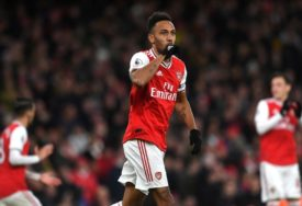 JOVIĆ DOBIJA KONKURENCIJU?! Iz Reala kontaktirali Arsenal: Da li je Obamejang NA PRODAJU?