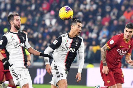 IDE U KARANTIN Kristijano Ronaldo se vratio u Torino