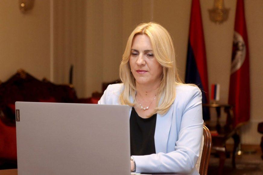 Cvijanovićeva čestitala Ramazanski bajram svim vjernicima islamske vjeroispovijesti u Srpskoj i BiH