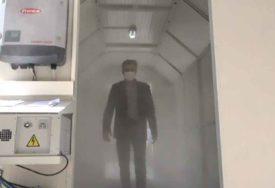 OLAKŠANA BORBA S KORONOM Republika Srpska dobila tunel za dezinfekciju, a evo KAKO FUNKCIONIŠE