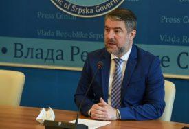JOŠ DVIJE OSOBE POZITIVNE NA KORONU Ministar potvrdio da su u Srpskoj 304 osobe zaražene