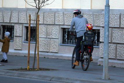 Dan bez automobila: Centar Banjaluke otvoren samo za autobuse, biciklijada od 18 časova