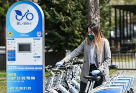 "Poklanjaju 20 godišnjih kartica za ""BL bajk"": Banjaluka obilježava Evropsku sedmicu mobilnosti"