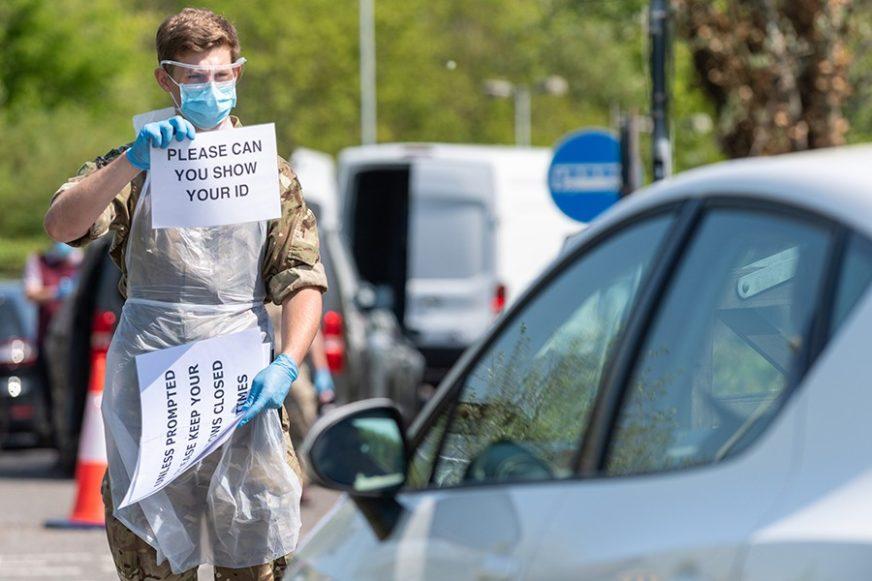 UMRLE JOŠ 282 OSOBE U Velikoj Britaniji se smanjuje broj preminulih na dnevnom nivou