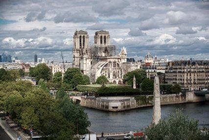 NASTAVAK RESTAURACIJE Od sljedeće sedmice kreću radovi na katedrali Notr Dam u Parizu