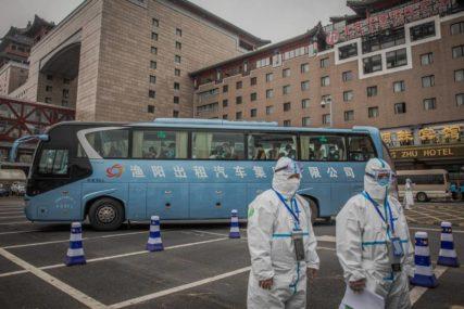 PRVO ŽARIŠTE KORONA VIRUSA U Vuhanu počela masovna testiranja, građani u redovima ZABRINUTI