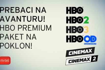M:tel IPTV poklanja BESPLATAN HBO Premium paket: Iskoristite vrijeme u kući uz najkvalitetnije TV sadržaje