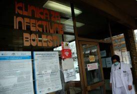NA RESPIRATORU 18 LJUDI U bolnicama Srpske hospitalizovana 272 PACIJENTA oboljela od korona virusa