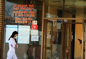 NA RESPIRATORU 16 PACIJENATA U bolnicama u Srpskoj od korone se liječe 263 osobe