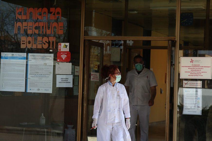 NA RESPIRATORU 20 LJUDI U bolnicama u Srpskoj od korone se liječe 172 pacijenta