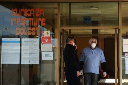 NAJVIŠE U UKC U bolnicama u Srpskoj se liječi 140 PACIJENATA zaraženih korona virusom
