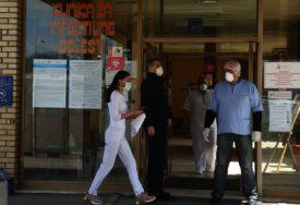 NA RESPIRATORIMA 18 OBOLJELIH U bolnicima u Srpskoj od korone se liječi 185 pacijenata