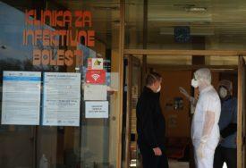 NA RESPIRATORU 17 PACIJENATA U Srpskoj hospitalizovano 270 zaraženih koronom