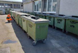 ODLAGANJE SMEĆA U gradu će biti raspoređeno 900 kontejnera