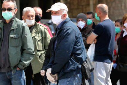OHRABRUJUĆE VIJESTI U Federaciji BiH više oporavljenih nego aktivnih slučajeva zaraze korona virusom