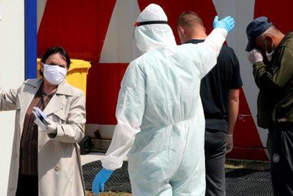 NAJNOVIJI PODACI U FBiH potvrđen jedan novi slučaj korona virusa, preminuo nulti pacijent