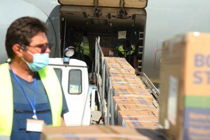 ZA BORBU PROTIV VIRUSA KORONA Sutra u BiH stiže avion sa pomoći iz Azerbejdžana