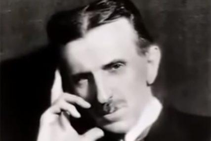 """VAZDA OSTAJEM SAMO SRBIN"" Nikola Tesla na današnji dan održao govor u Beogradu"