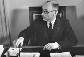 ČAST VAŽNIJA OD ŽIVOTA Posljednje riječi premijera koji je izdao Jugoslaviju i UBIO SE ZBOG TOGA