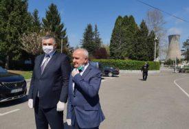 """""""PROIZVODNI PROCES SE ODVIJA BEZ PROBLEMA"""" Ministar Đokić u posjeti RiTE Ugljevik"""