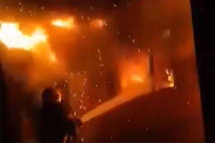 PAO PIROMAN Zapaljena kuća kod Banjaluke, uhapšen osumnjičeni