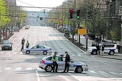 UKINUTO VANREDNO STANJE U Srbiji jutros u pet sati završen POSLJEDNJI POLICIJSKI ČAS